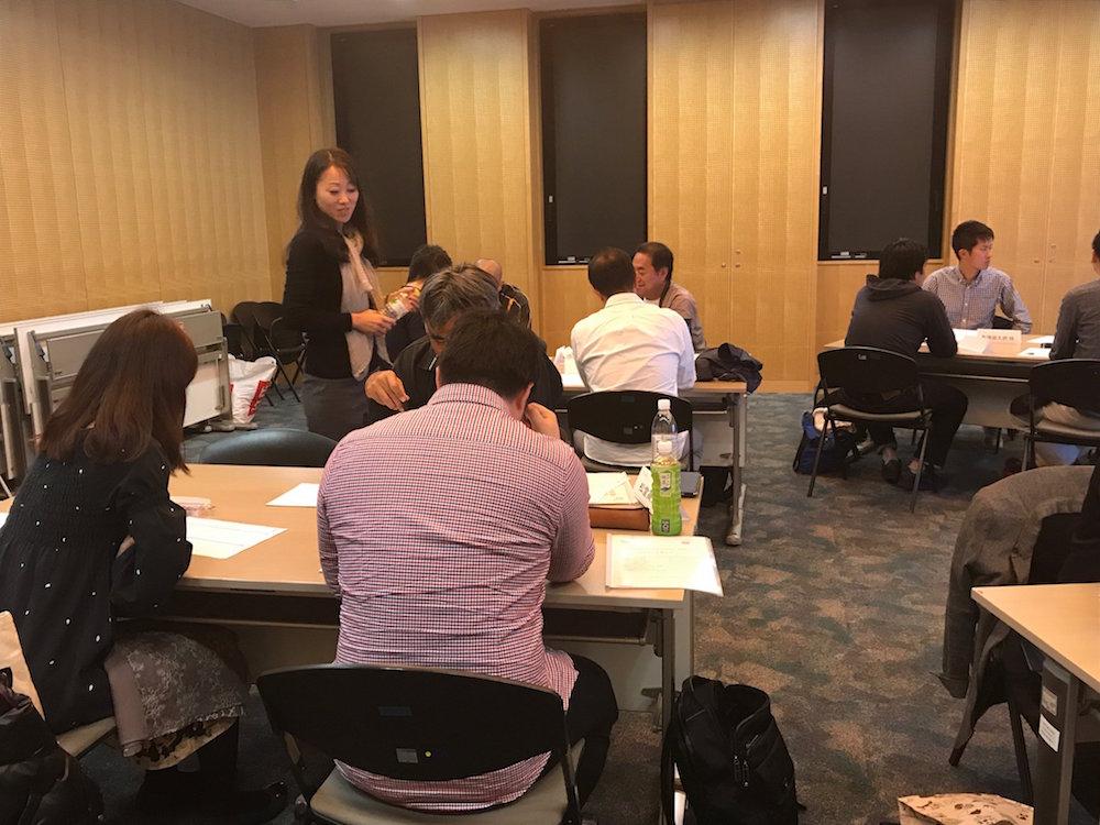 CORAZON WORKSHOP 2018 指導力を鍛える− Vol.5−『プログラムの計画と実施』1月19日(土)開催